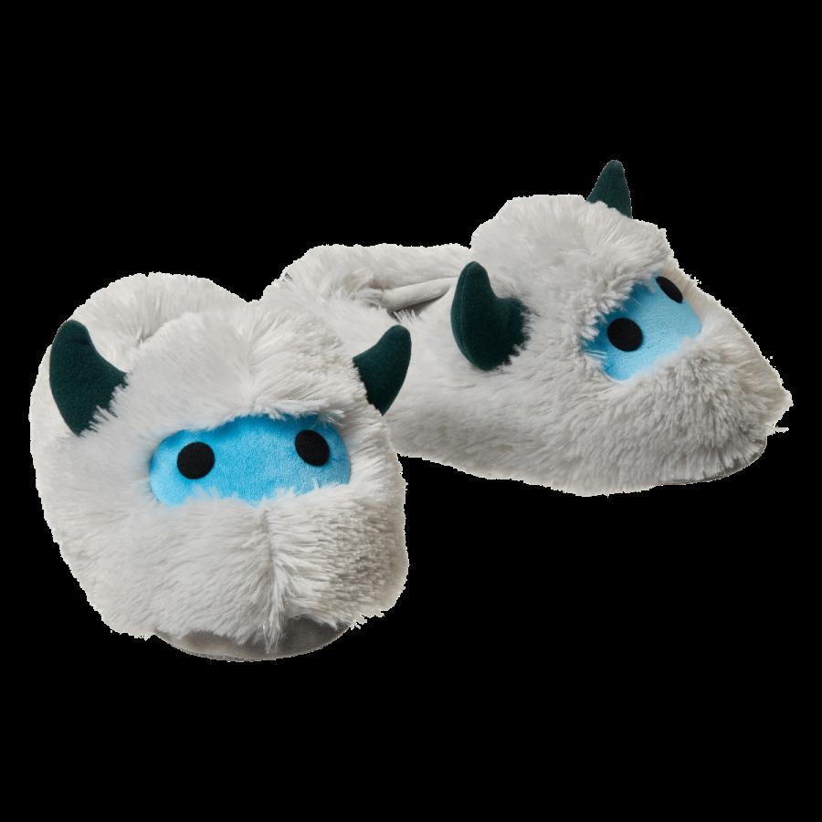 ddef44c889dd Overwatch Mei Yeti Slippers