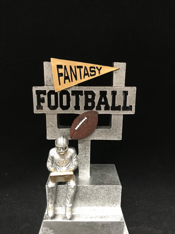 fantasy football trophy Etsy Fantasy football, Fantasy