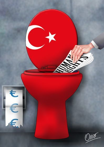Omar Perez (2016-07-21)  Human rights. Turkey / Turquie