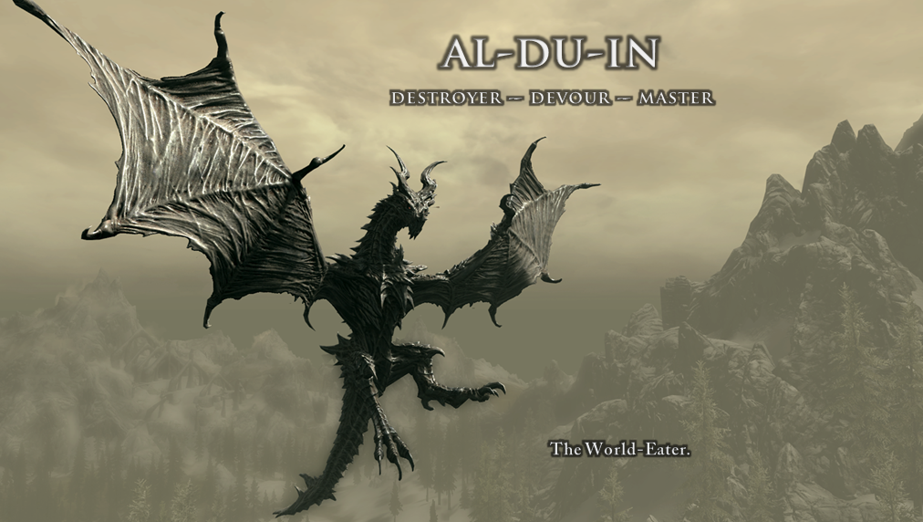 Imgur Com Skyrim Dragon Elder Scrolls Skyrim Elder Scrolls V Skyrim