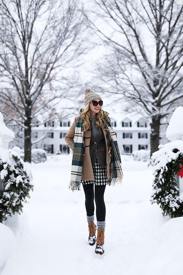 ATLANTIC PACIFIC Blair Eadie Snow Outfit Woodstock VT