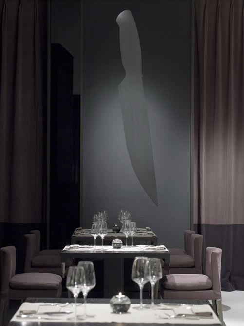 Great Restaurant At The Met Hotel, Thessaloniki, Greece Designed By Zege  Architects