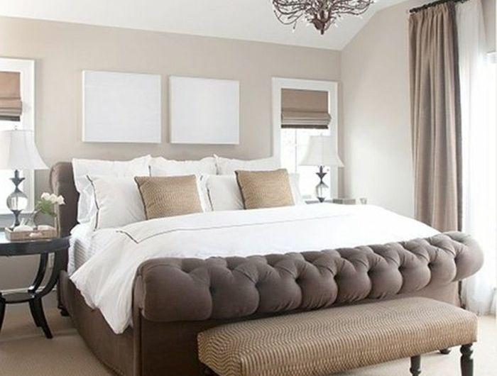 couleur pour une chambre à coucher?