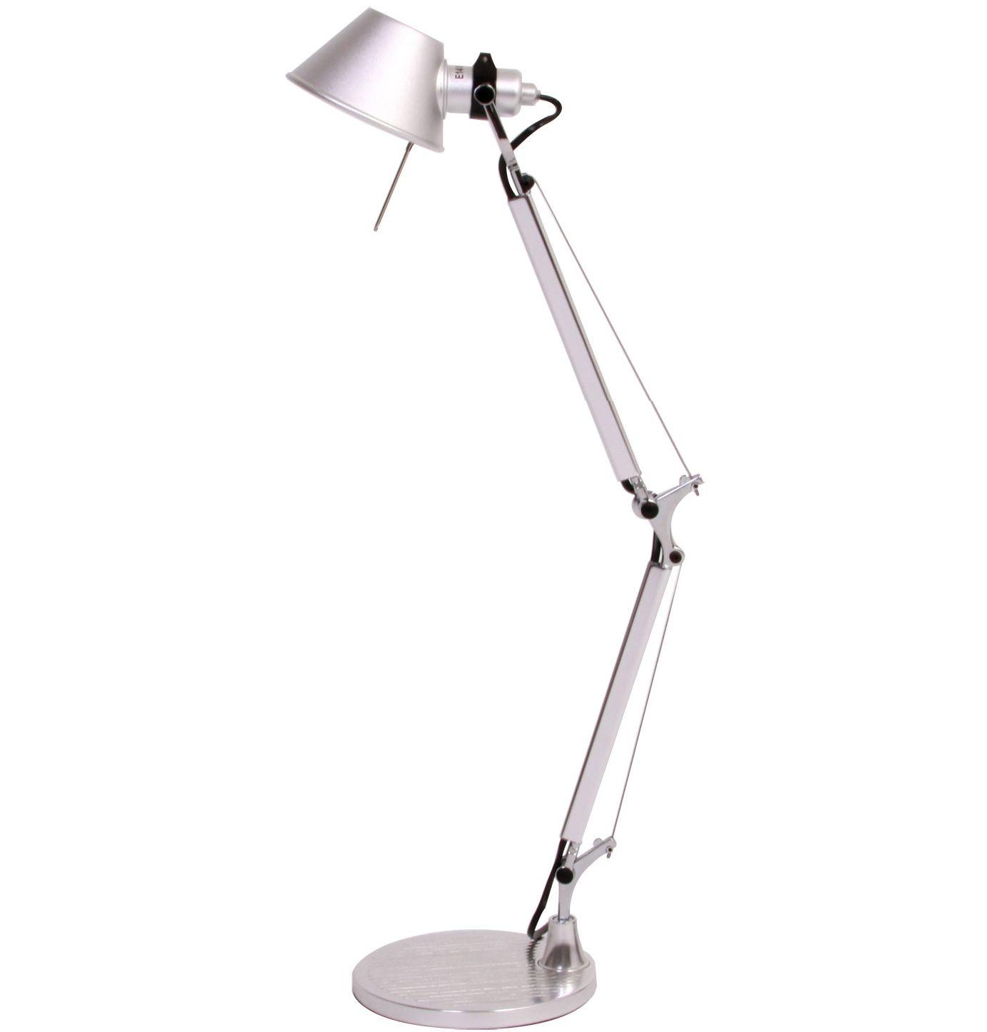 Replica De Lucchi And Fassina Tolomeo Desk Lamp Medium By De Lucchi And Fassina Matt Blatt Desk Lamp Lamp Table Lamp