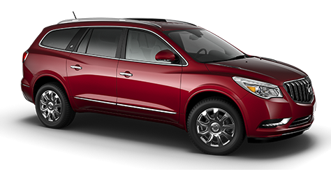 Check out this AMAZING deal on the 2017 Buick Enclave Premium