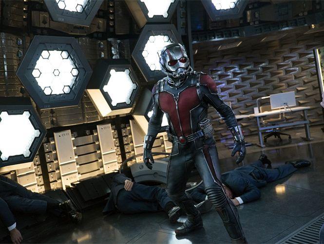 'Ant-Man: El hombre hormiga' llega a cines de México | Excélsior