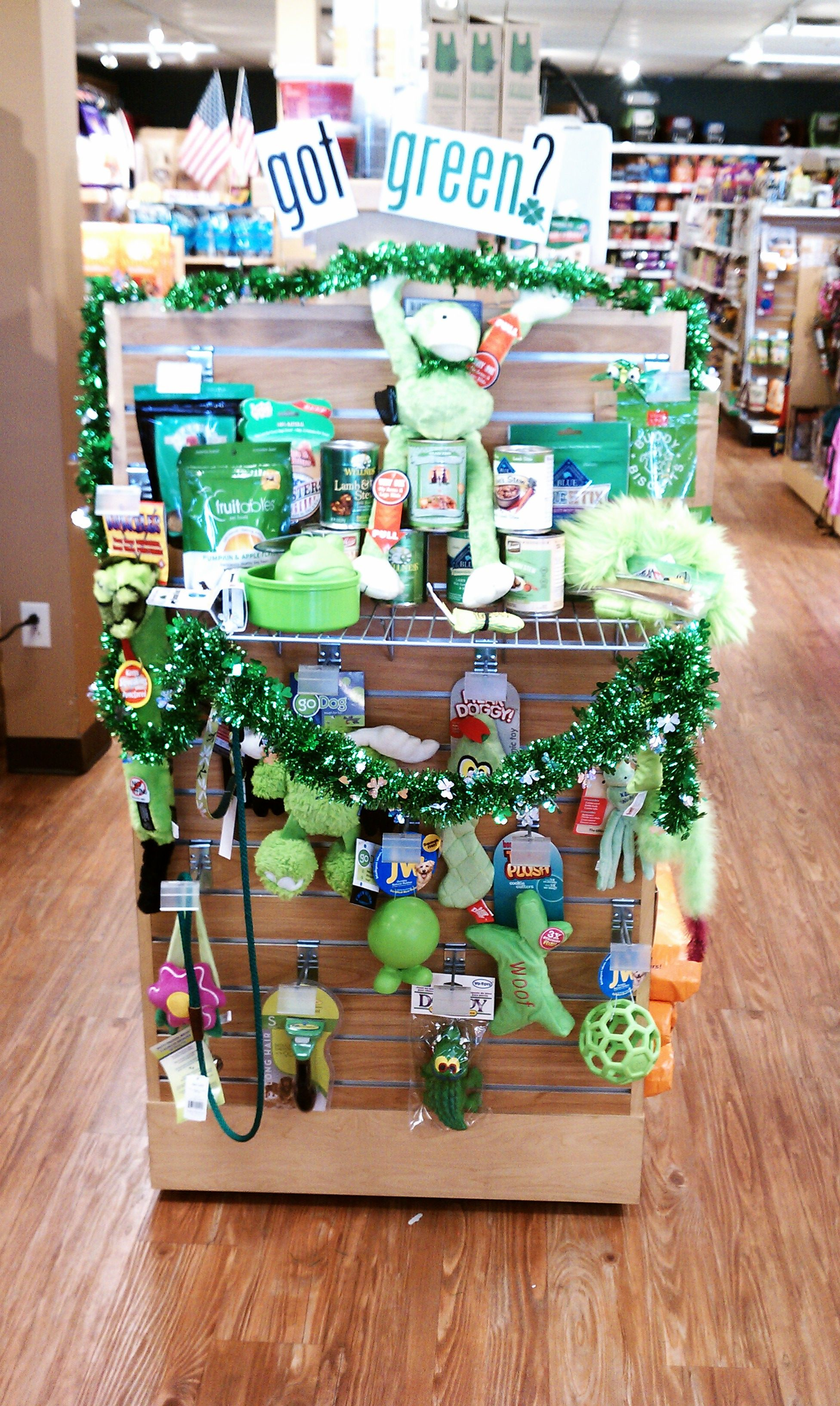 Got Green The Cherrybrook Store In Bedminster Sure Does Dog Grooming Supplies Pet Supplies Dog Shampoo