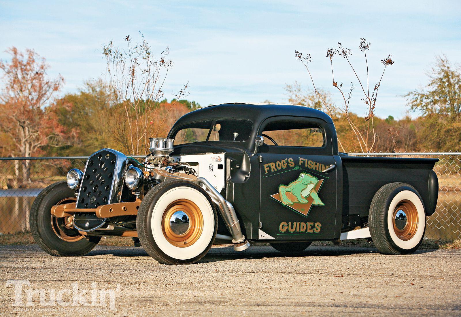 1951 Ford Truck 1951 Ford Truck Rat Rod Hot Rod Trucks