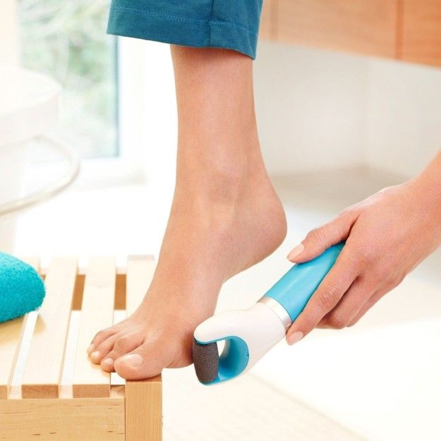 An Amope Electric Foot File That Will De Winterize Your Feet Summer After Summer