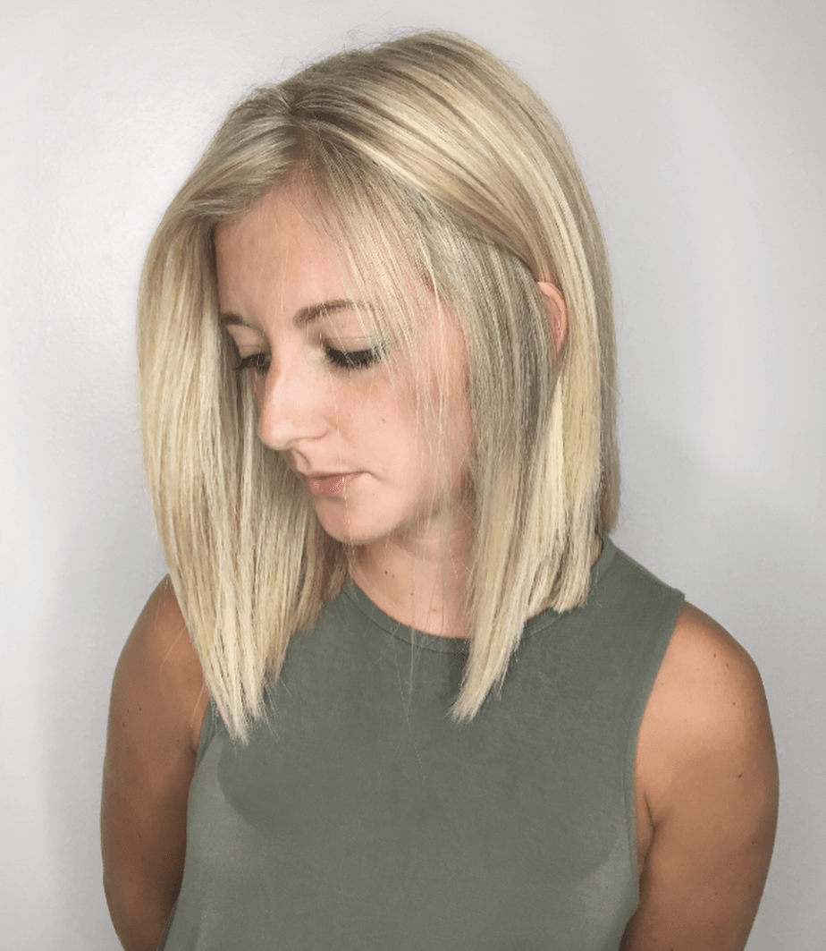 The Different Types of Bobs | A line haircut, Bob hairstyles, Thick hair  styles