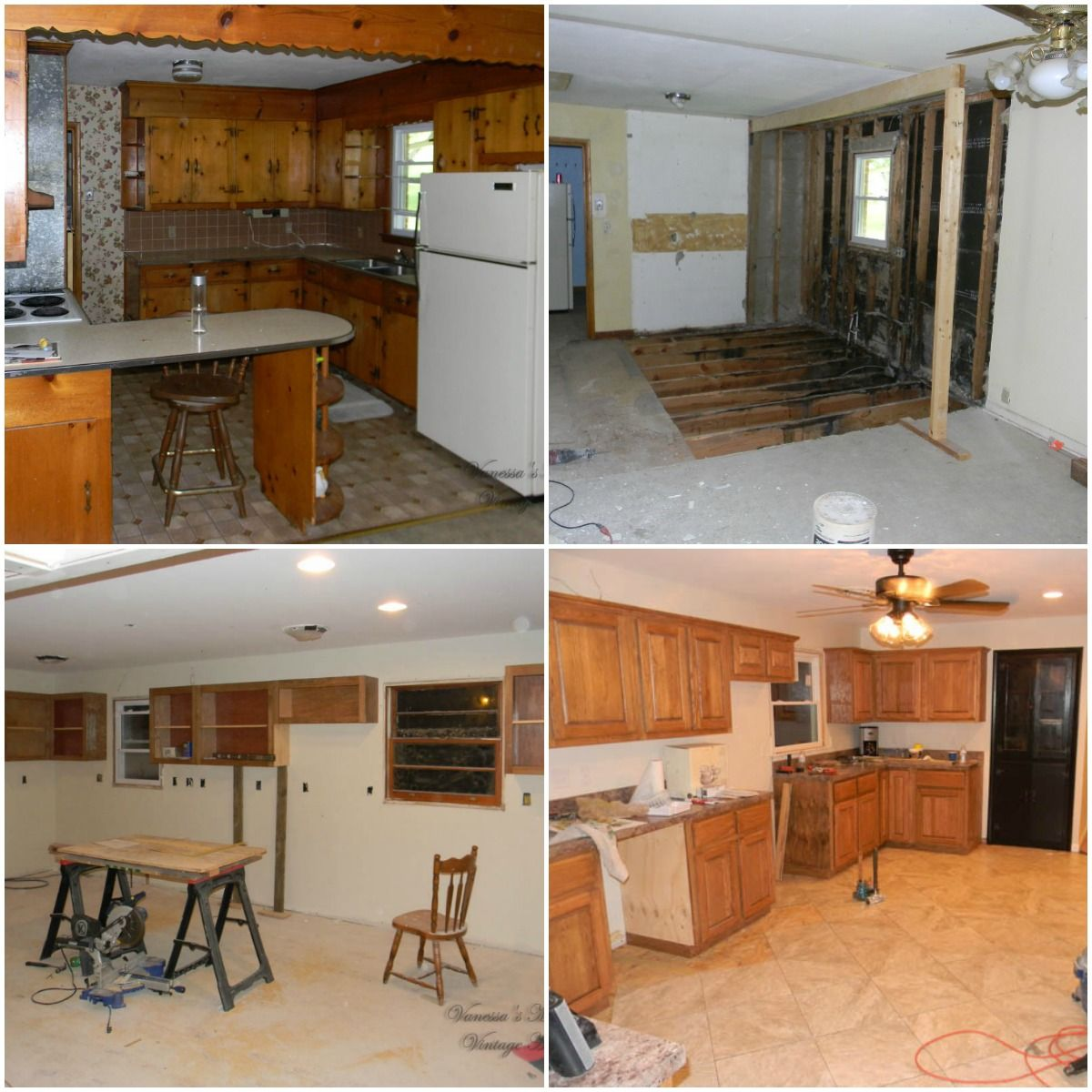remodelaholic how to paint your kitchen cabinets in one on kitchens that ll make you want to redo yours id=12302