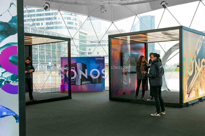 Sonos Branding by Bruce Mau Design | Inspiration Grid #musicsystem