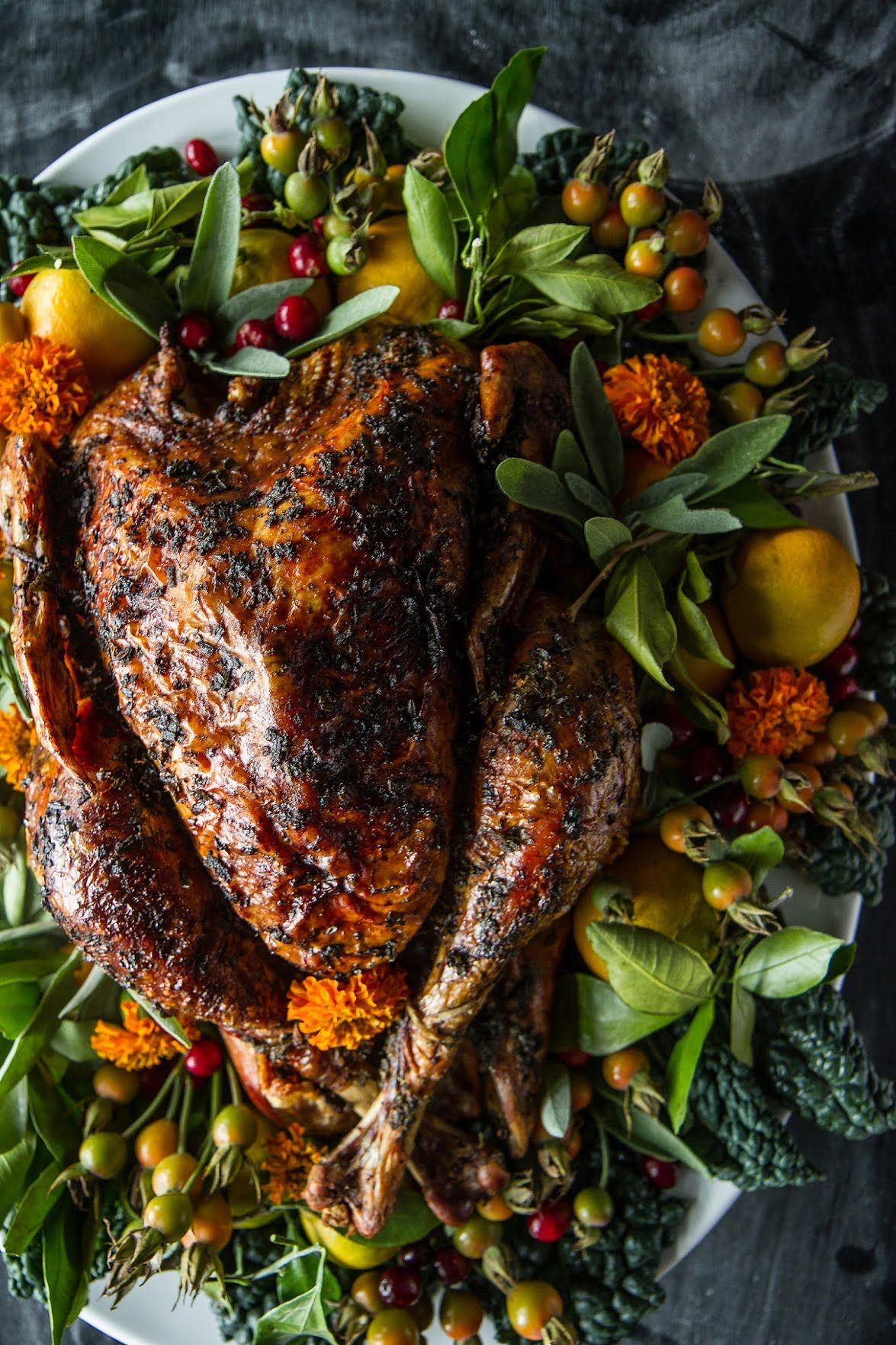 How to Truss and Roast a Turkey Dinner, Best roasted