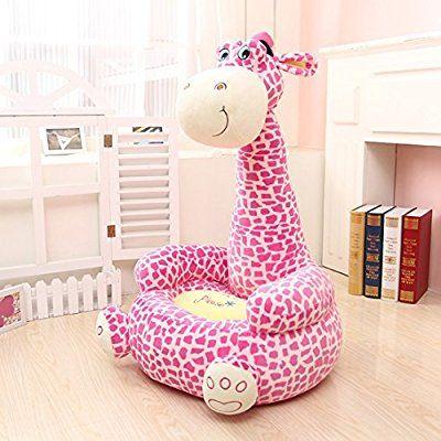 MAXYOYO Super Cute Plush Toy Bean Bag Chair Seat for Children,Cute