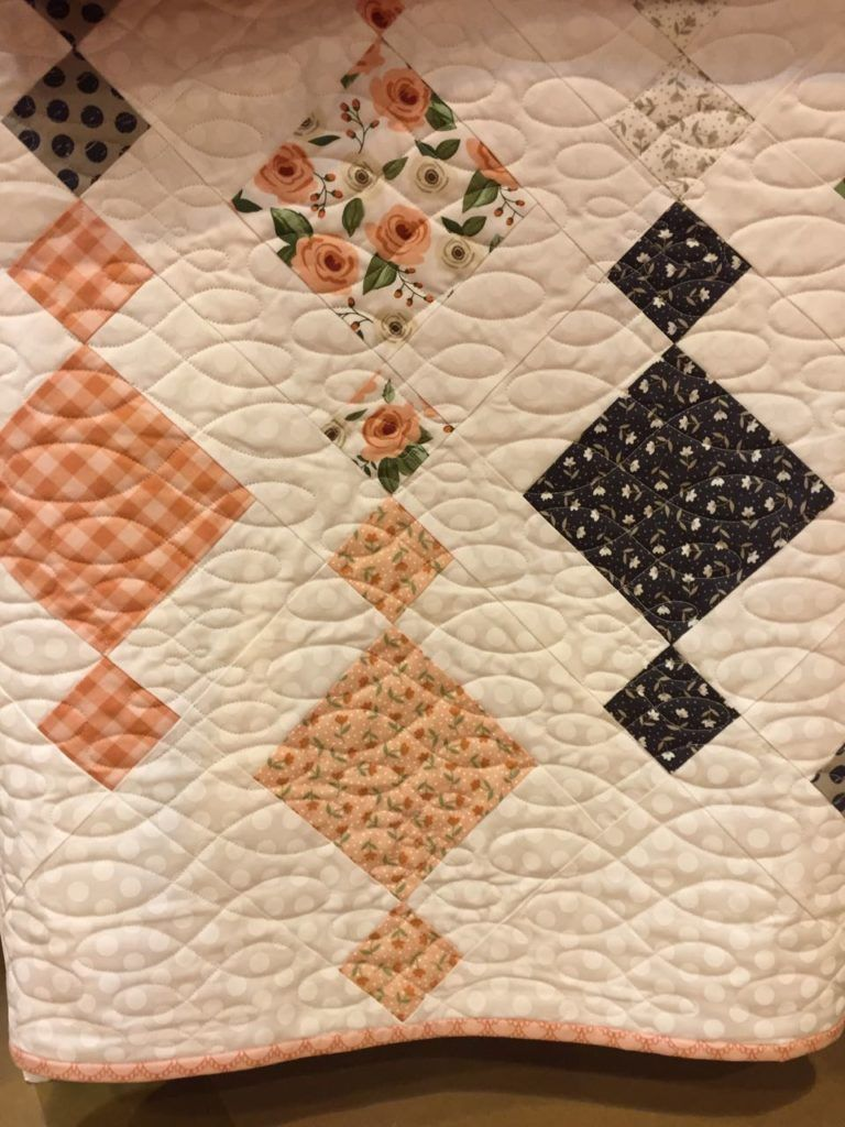As per usual, Quilt Market was exciting and slightly overwhelming. Everywhere I ...