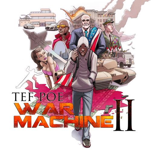 This is the No DJ version of the long-awaited follow up to War Machine... War Machine 2. Features from Killer Mike, I-20, Royce Da 5'9, Rockwell Knuckles, and more.
