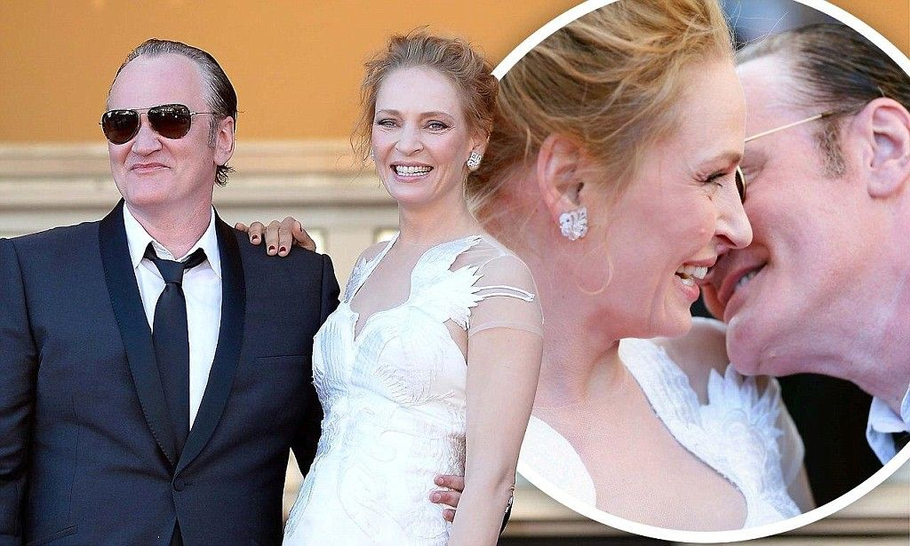 'He's loved her for years': Quentin Tarantino and his muse Uma Thurman go 'from friends to lovers'