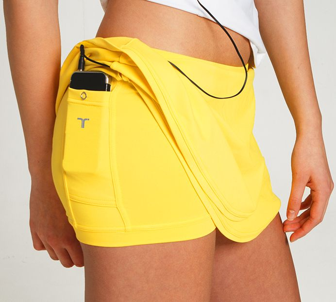 Running Skirts with built-in Shorts and