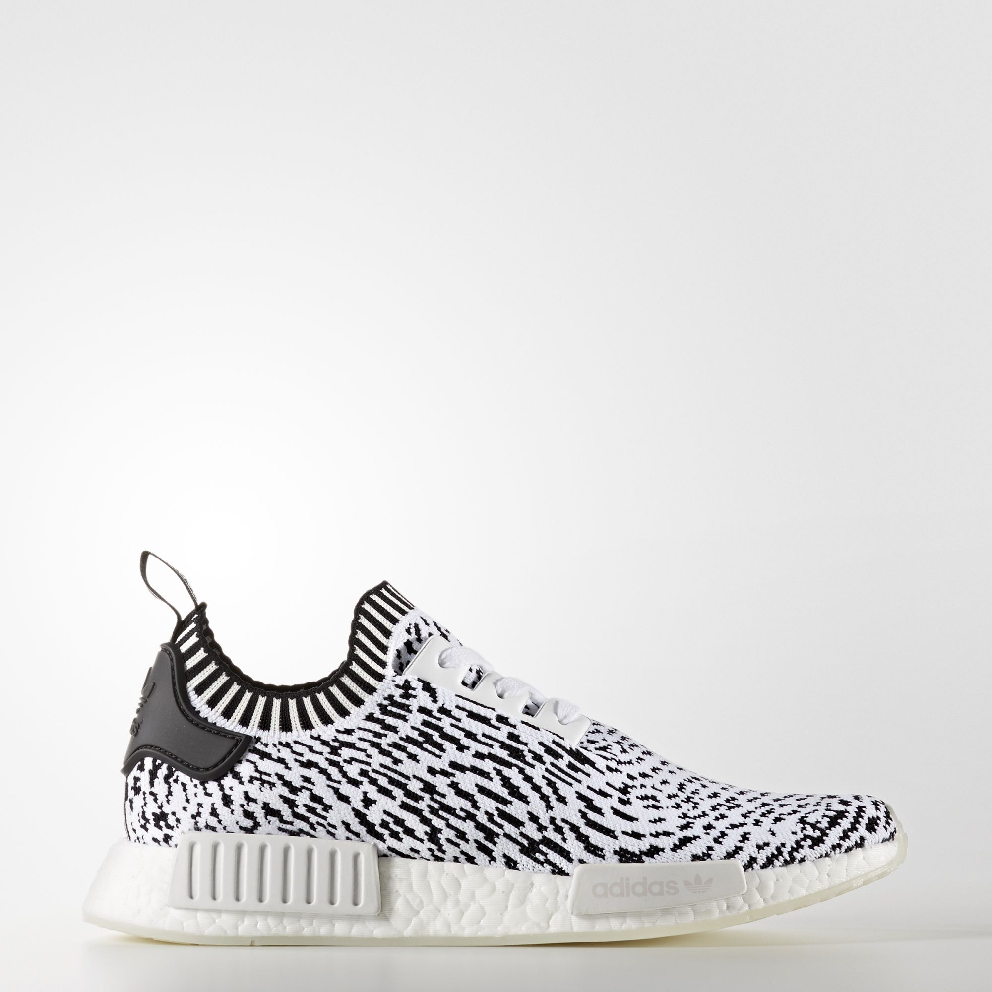 adidas NMD_R1 Primeknit Shoes - Mens Shoes