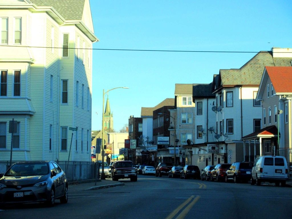 County St Southend Of New Bedford Massachusetts New Bedford Bedford Massachusetts Southend
