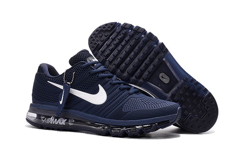 Nike Air Max 2017 Dark Blue Men Shoes