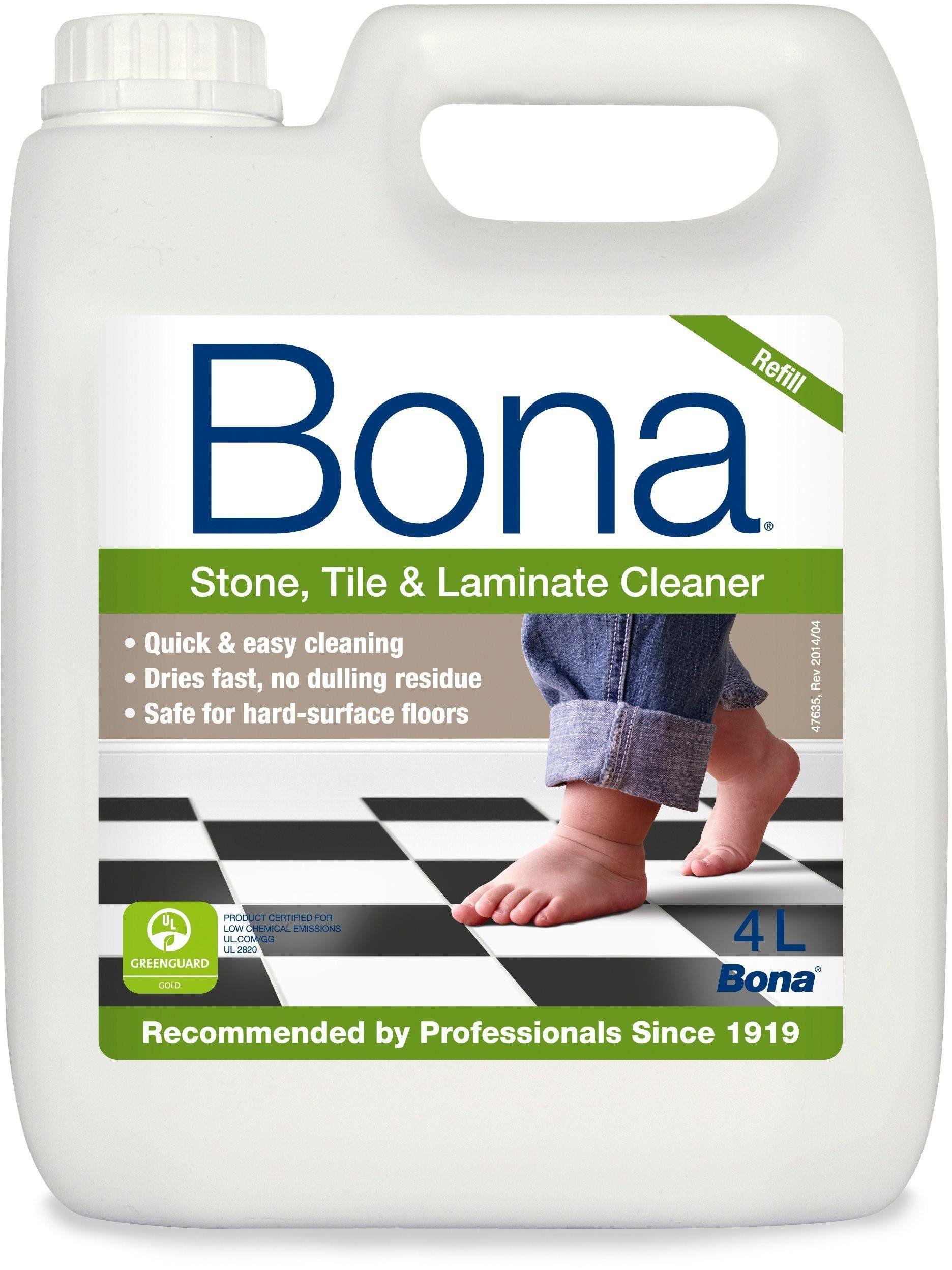 Buy Bona Stone, Tile & Laminate Floor 4L Cleaner Solution