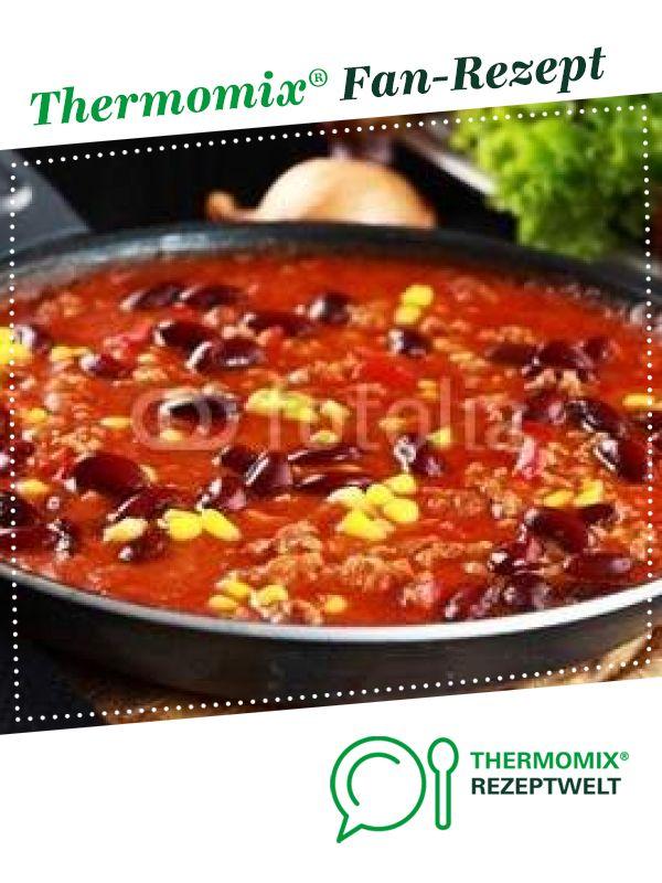 Chilli Con Carne #recipeforchickenfajitas