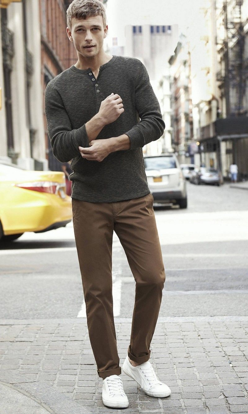 Express Introduces Everyday Style Guide for Fall Mens