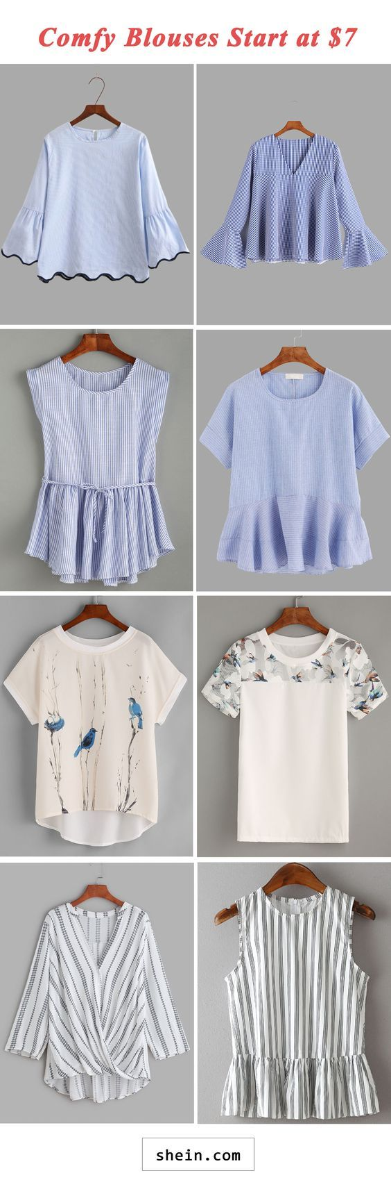 Comfy Blouses Start At 7 Aproducts Clothes Shops Online Clothing