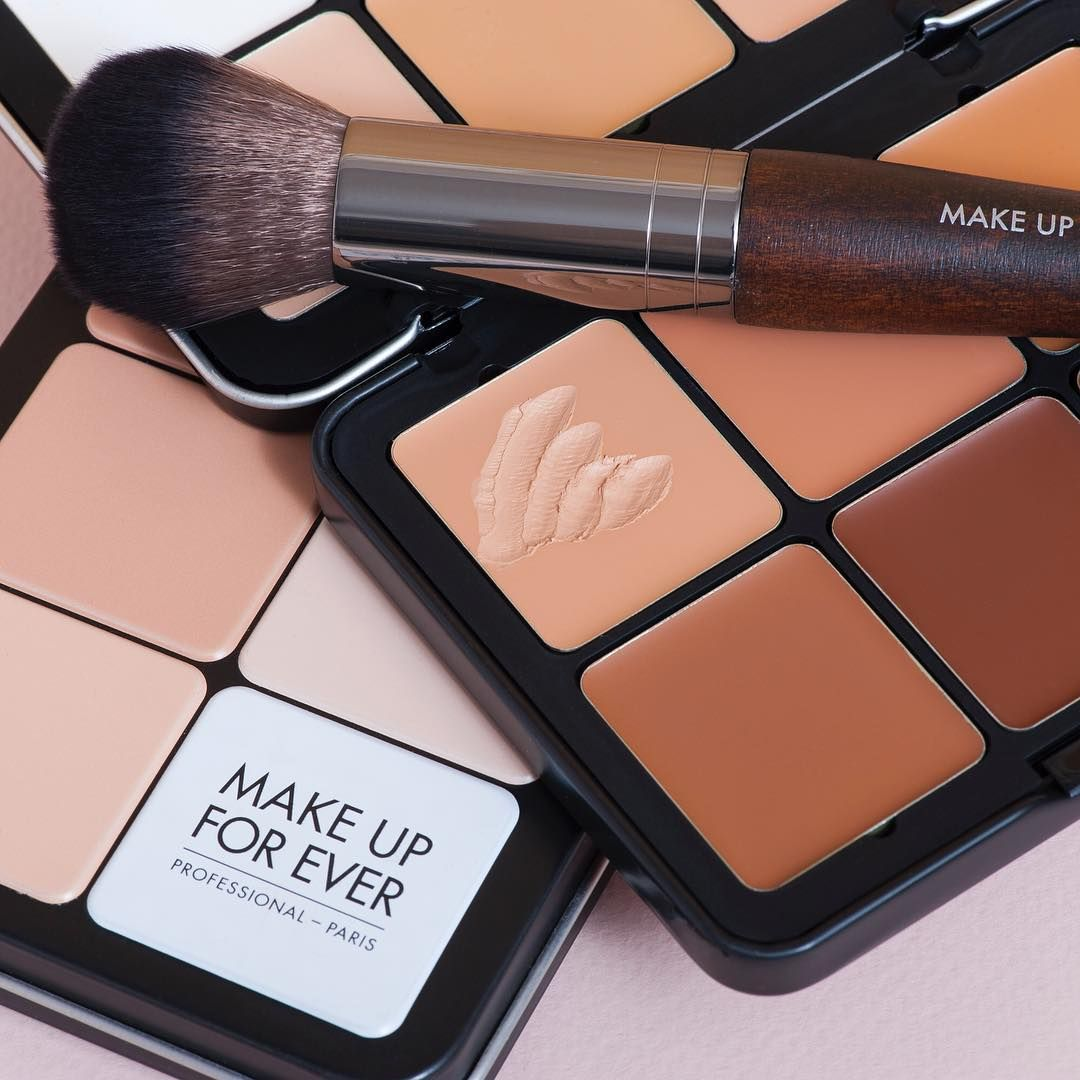 Ultra HD Foundation Palette Makeup forever ultra hd