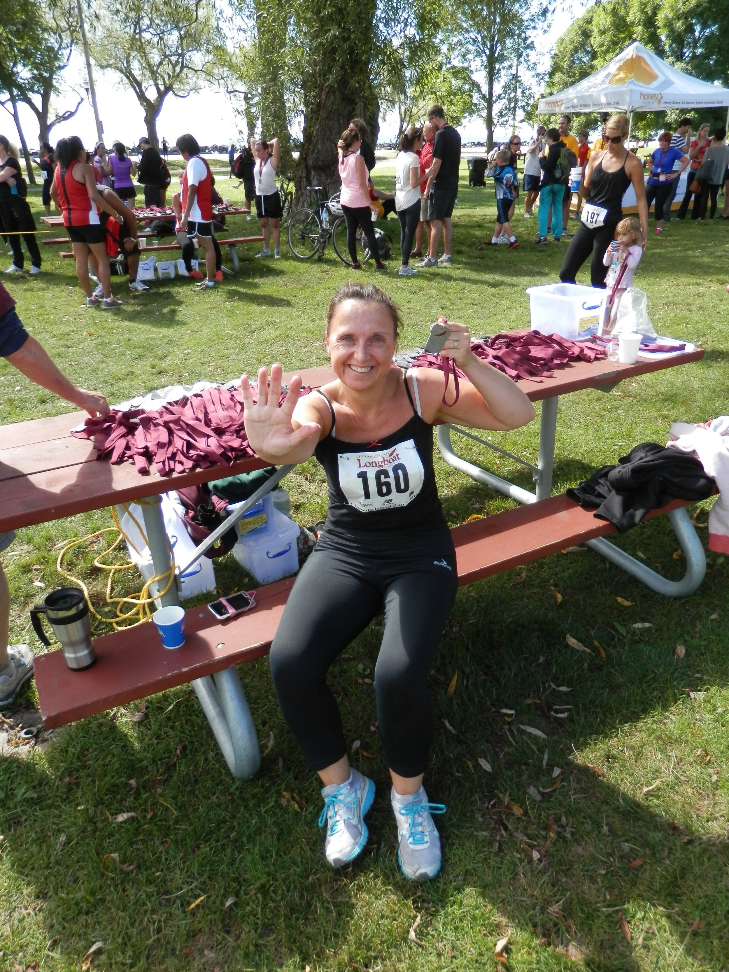 How I went from a couch potato to the Great North Run ...