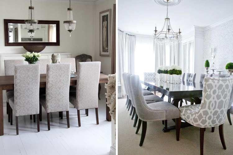 Tipos de sillas de comedor para la decoraci n de tu hogar for Tipos de sillas para comedor
