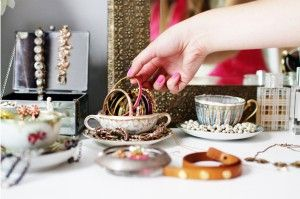 Pretty porcelain to hold pretty things