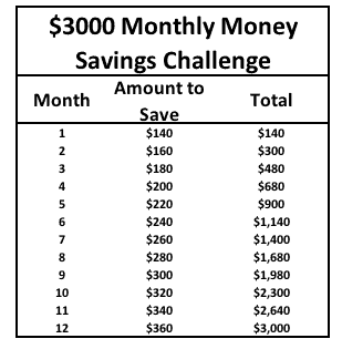 Fifteen 52 Week Money Saving Challenges (something for every budget!)