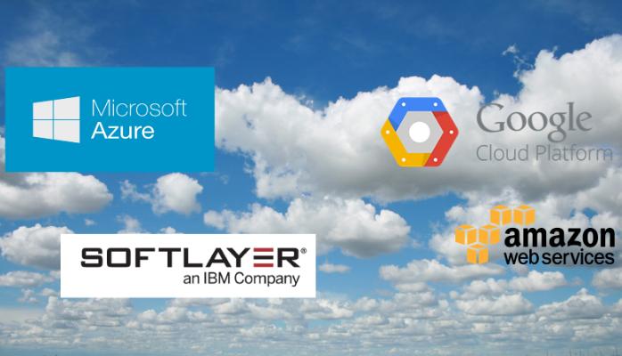 Comparing Cloud Performance Amazon, Google, IBM, and