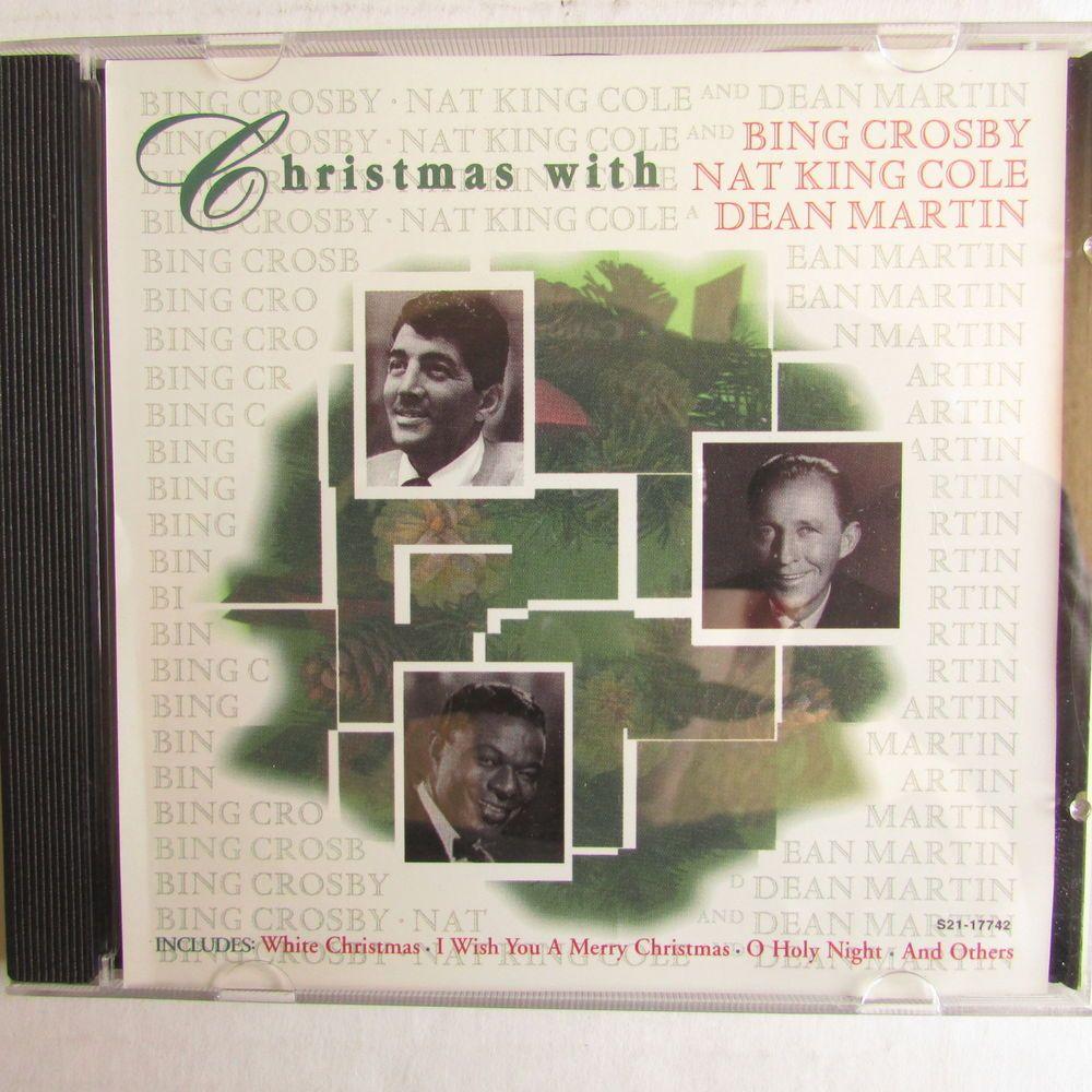 Bing Crosby Merry Christmas Decca Records DL-8128 LP Vinyl Record Album