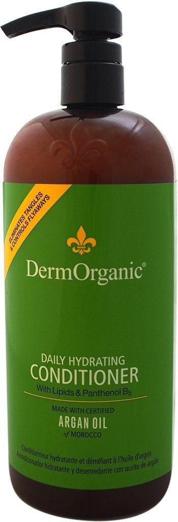 dermorganic - daily hydrating conditioner 33.8 oz.