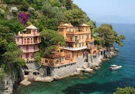 Santa Margherita Italy.... Went here with my daughter, Robin, in 2007. Beautiful Italian Riviera spot!