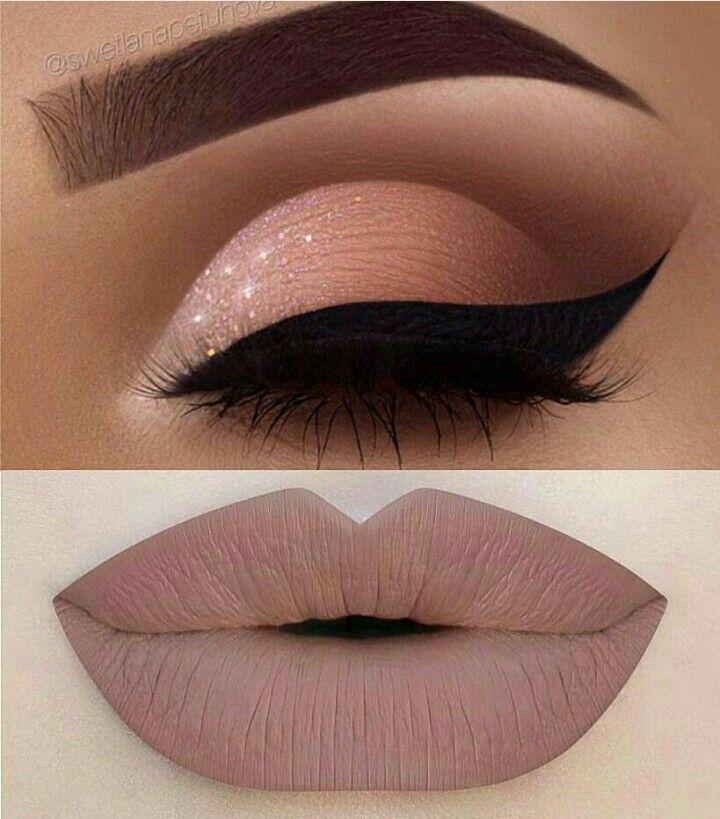 Pin de Brenda en Makeup Pinterest Maquillaje, Ojos y Belleza