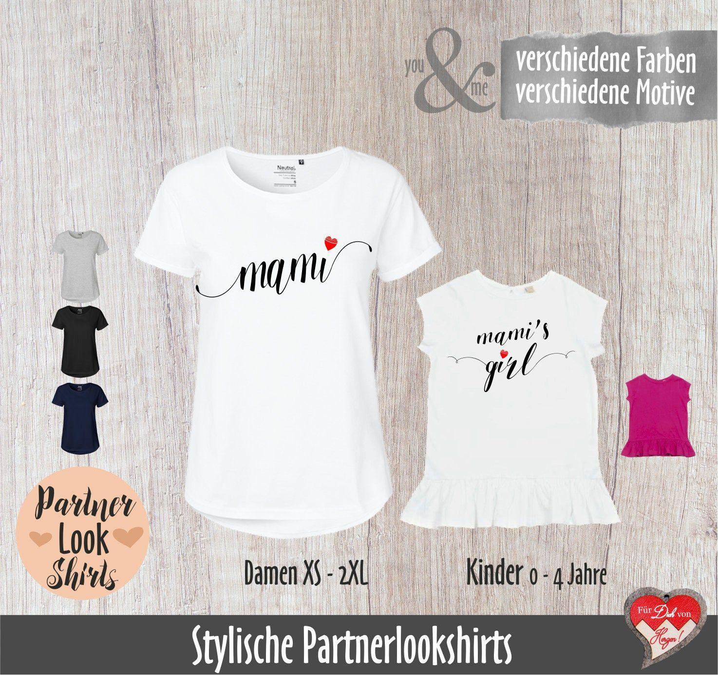 Baby Life Mum Life Damen T-Shirt /& Baby T Shirt Passende Mutter Baby Geschenk Set
