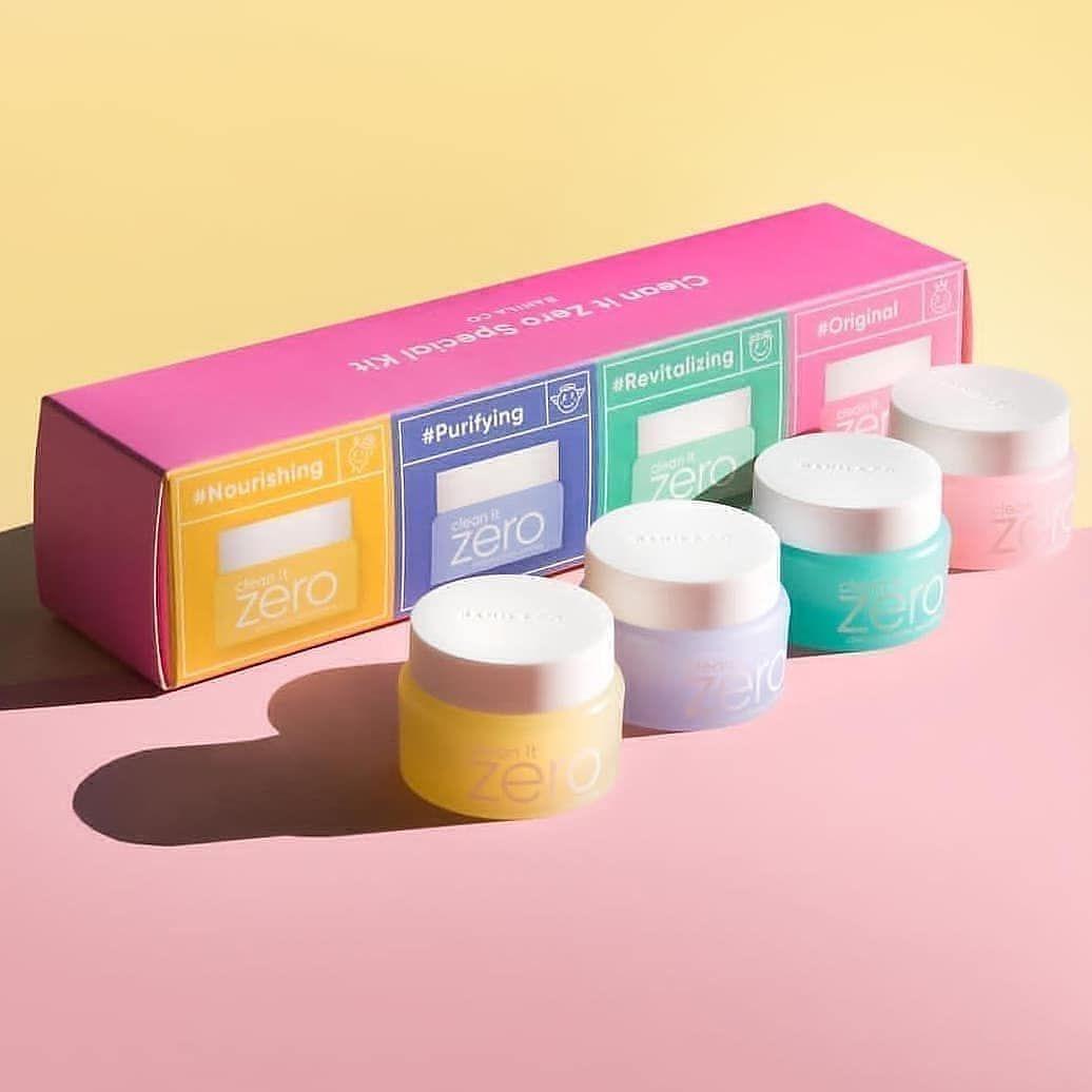 BANILA CO Clean it Zero Special Kit Minis (Inc. 4 items