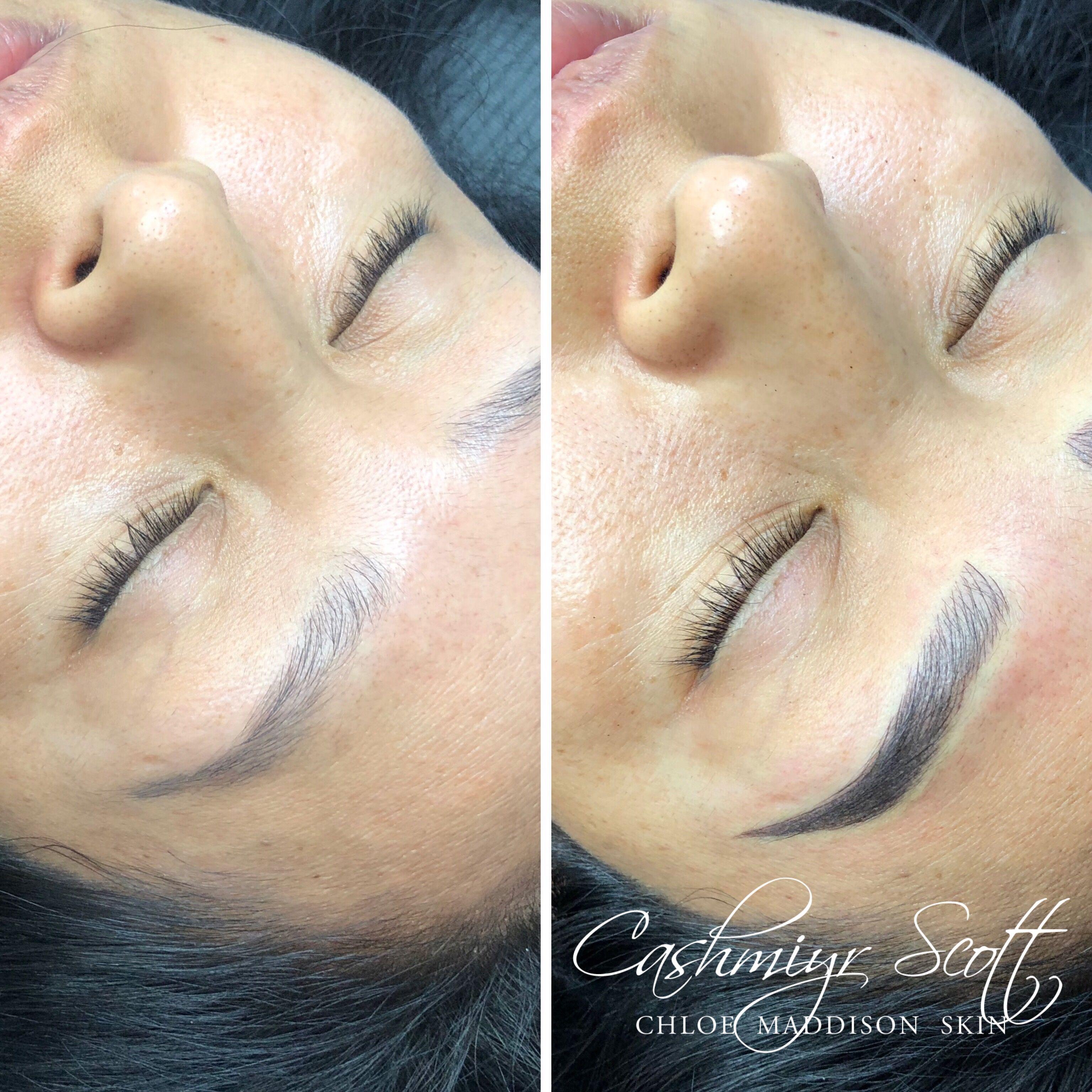 Combo Brows Colorado Springs Permanent makeup