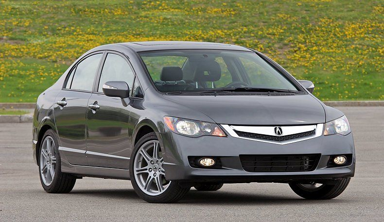 Find Used or New AcuraCSX on Thecanadianwheels.ca Acura