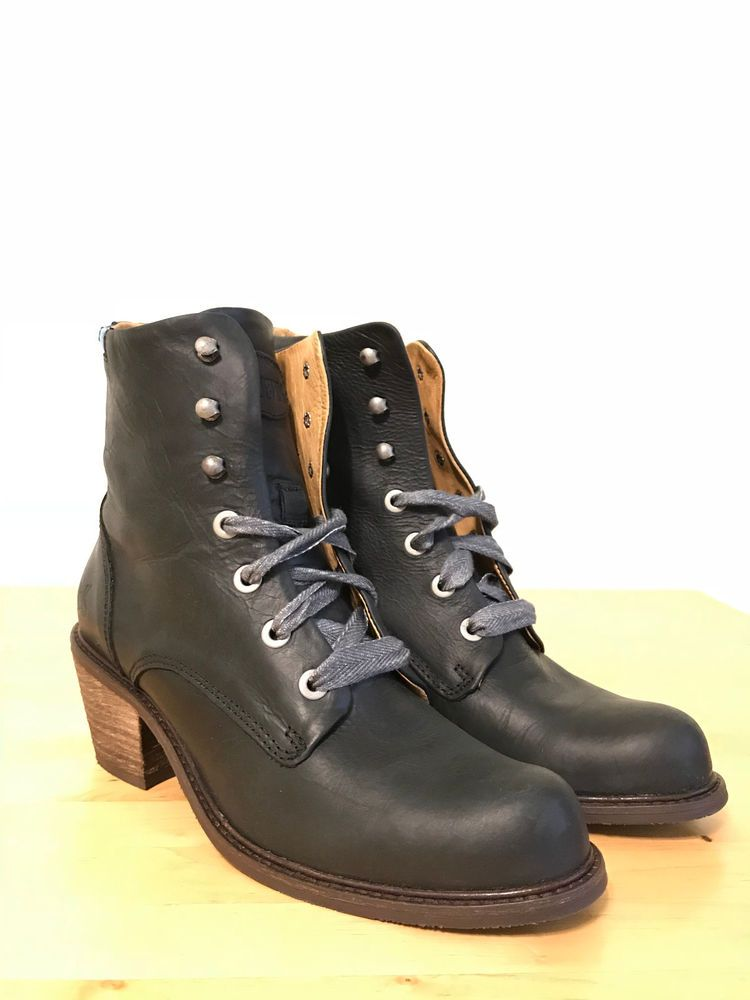 eadb82b417d7 John Fluevog Nuni Womens Boot size 11 EU 42 Black Leather  fashion  clothing   shoes  accessories  womensshoes  boots (ebay link)