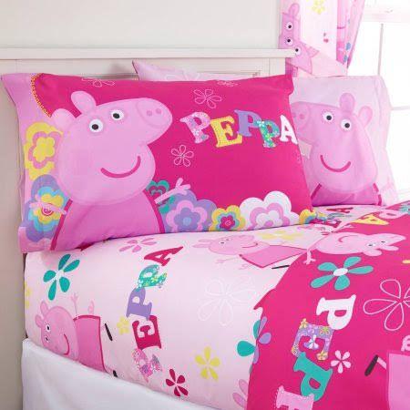 Peppa Pig Bedroom Accessories Google Search A B C