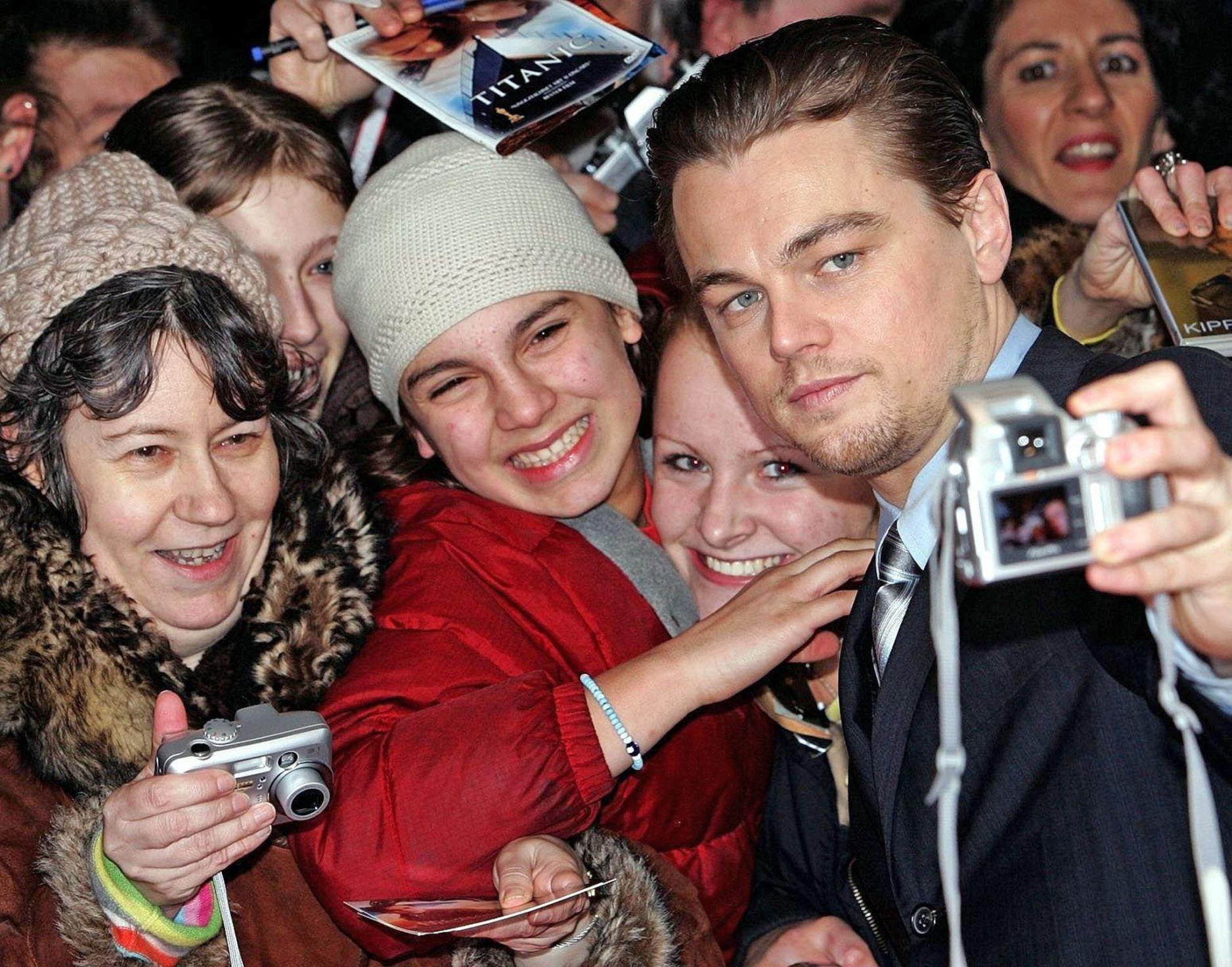 DiCaprio, 40 y sin Óscar