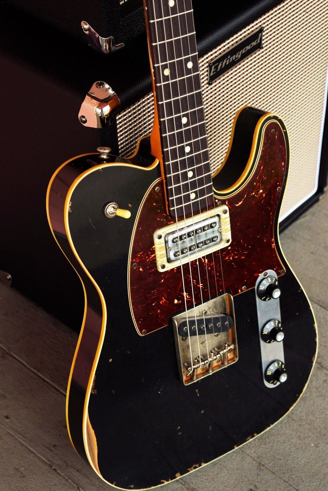 Fender Custom Telecaster Gear