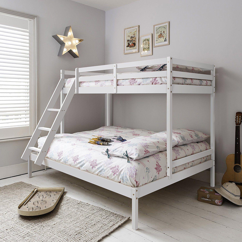 Triple Bed Bunk Bed Kent in White Noa & Nani Amazon.co.uk