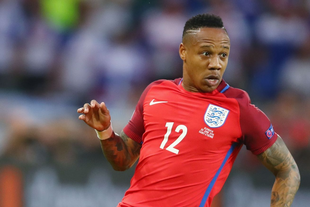 Clyne Frustrated by England Result Man of the match