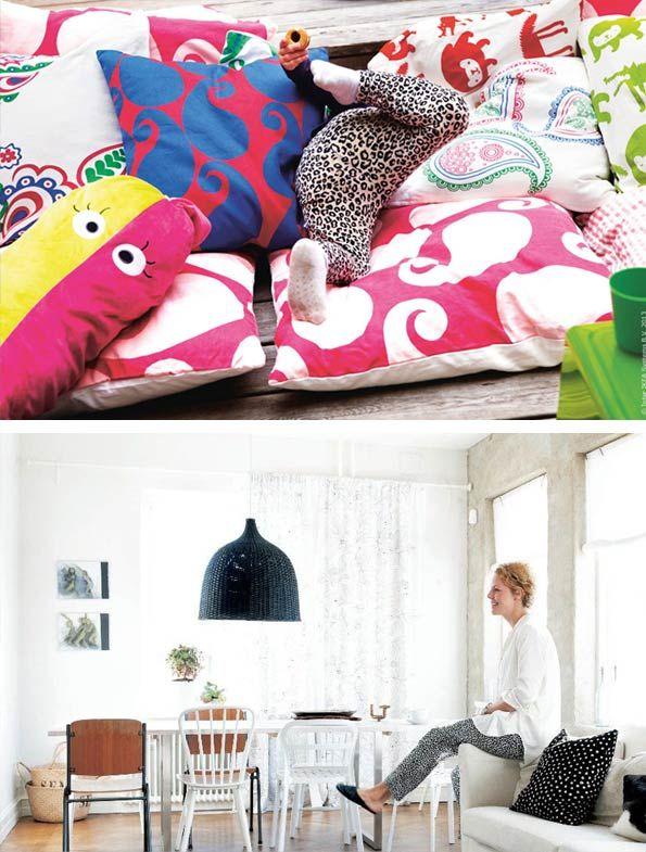 Ikea ja rakennusyhtiö Skanska yhdessä rakentavat-->tehoneliöitä eli halvempaa asumista!